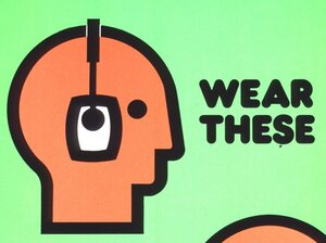The National Institutes of Health Division of Safety encourages us all to protect our ears.
