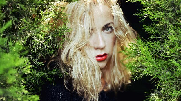 Charlotte Church's new album is titled One & Two.
