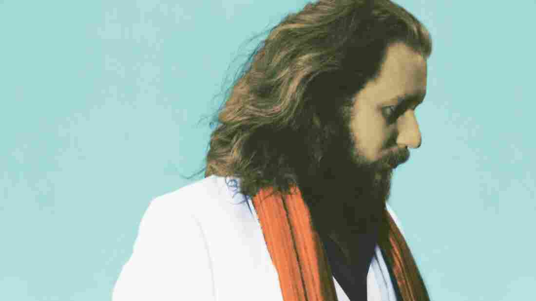 Jim James' new solo album is titled Regions of Light and Sound of God.