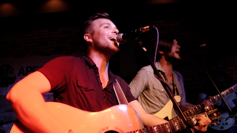 Ivan & Alyosha win over new fans during a spirited performance at TenOak in Austin.