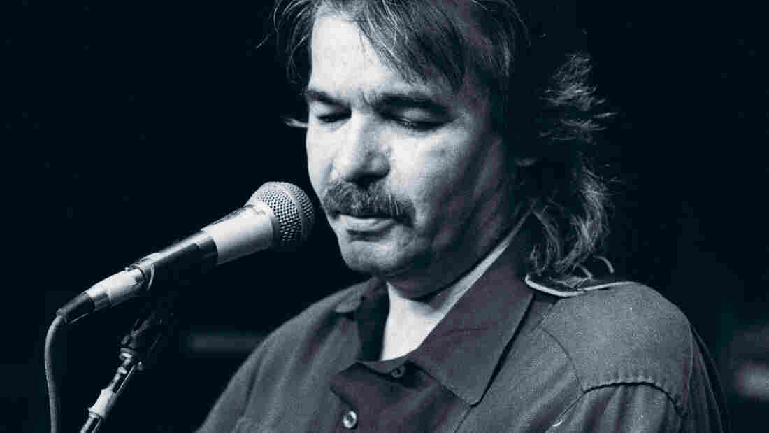 John Prine performs live on Mountain Stage.