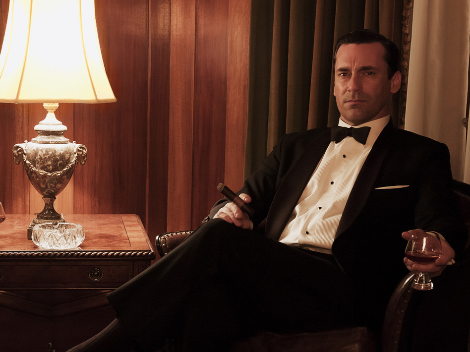 "<em>Mad Men</em> returns with a two-hour season premiere. TV critic David Bianculli won't reveal any spoilers, but he praises actor Jon Hamm, who ""so sparingly and perfectly"" plays Don Draper in the series."