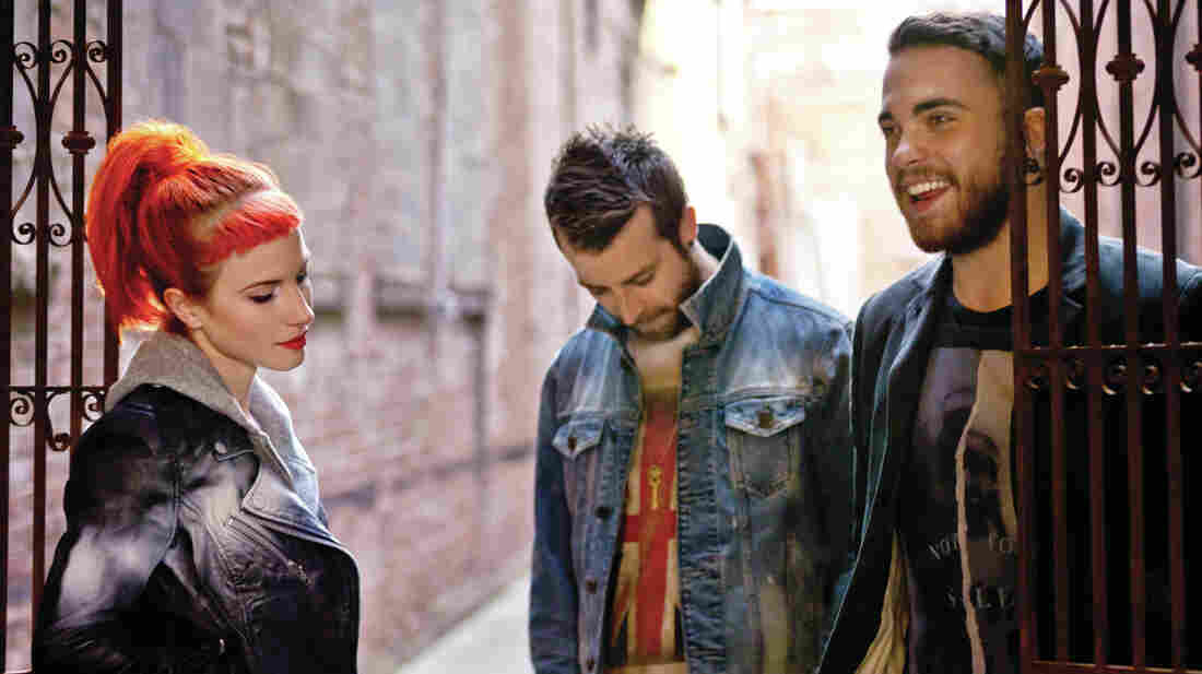 Paramore is the pop-punk band's self-titled fourth album.