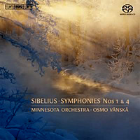 The Minnesota Orchestra plays Sibelius.