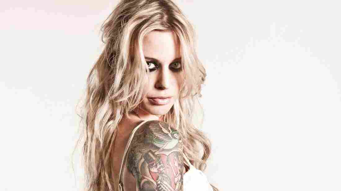 Gin Wigmore's new album is called Gravel & Wine.
