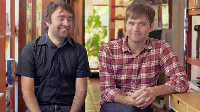 Jimmy Tamborello and Ben Gibbard discuss the unexpected success of The Postal Service.