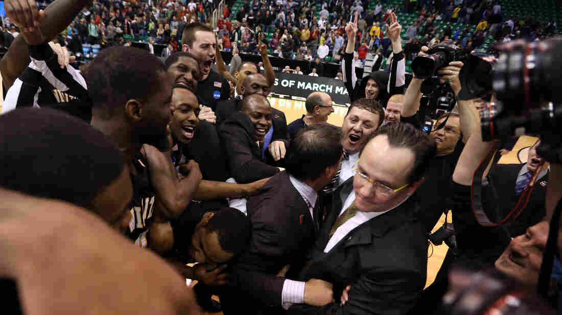 Wichita State's PR team has taken every opportunity to benefit from the media crush around the school's unexpected run to the Final Four.