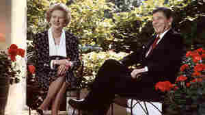 Britain's Thatcher An Unlikely Icon For American Conservatives
