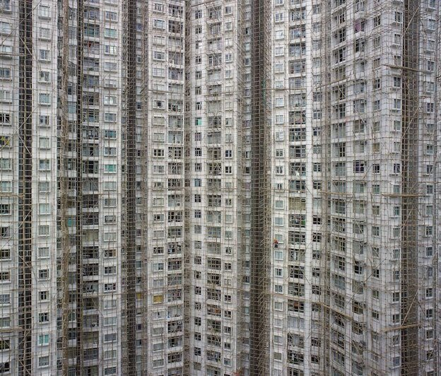"""Architecture of Density, a122"" by Michael Wolf"