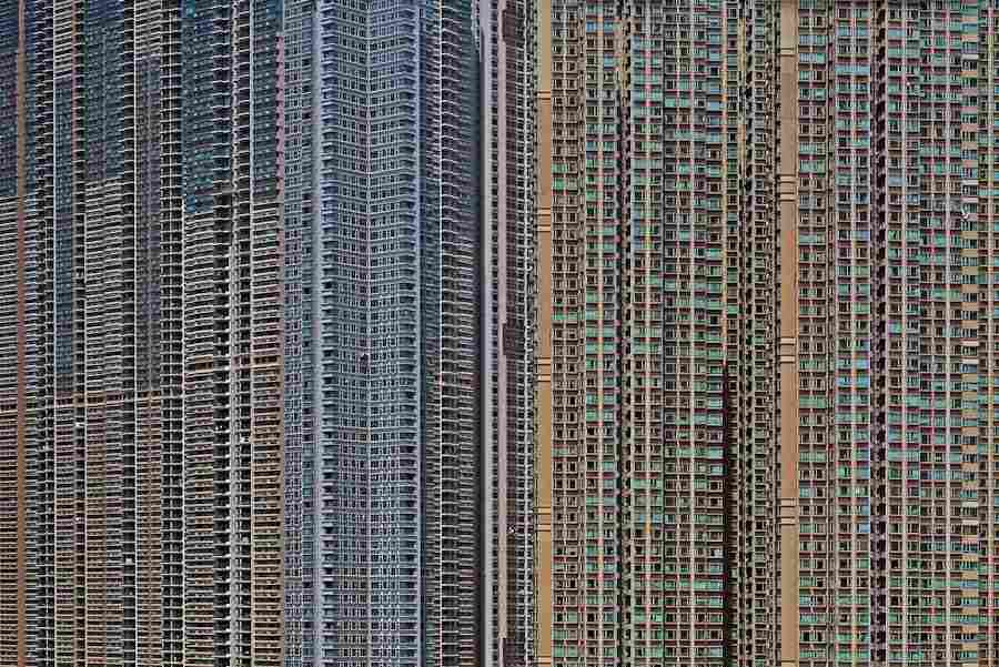 """Architecture of Density, a57"" by Michael Wolf"