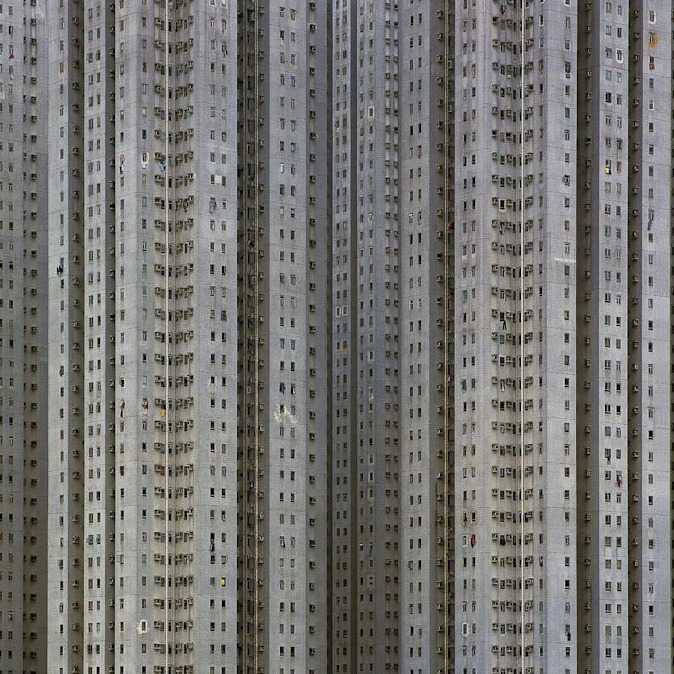 """Architecture of Density, a76"" by Michael Wolf"