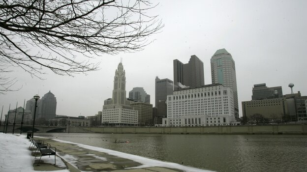 In Columbus, Ohio, signs of the sequester were hard to find.