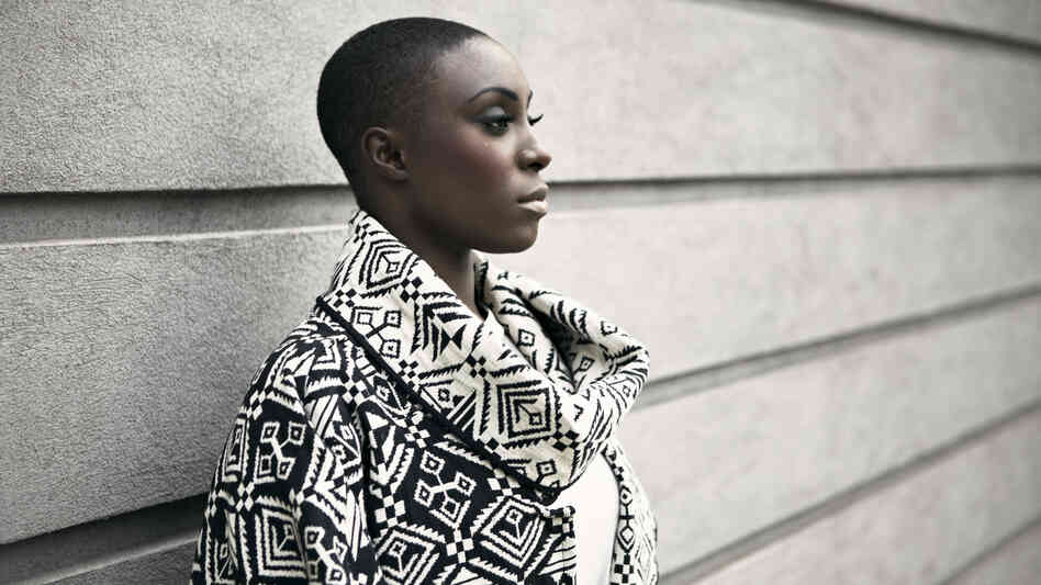 Laura Mvula's debut album, Sing to the Moon, comes out April 16.