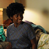 """Dawn Chambers (Teyonah Parris) and Peggy Olson (Elisabeth Moss) in an episode from last season's """"Mad Men."""""""