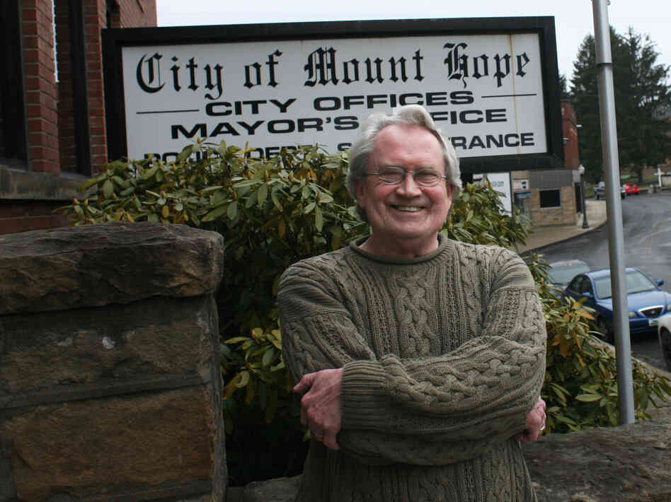 Mount Hope Mayor Michaelmount hope town