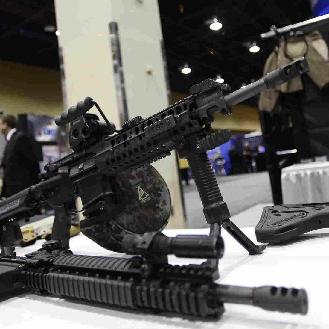 Blocked Or Breaking Through? Mixed Signals On Gun Bills