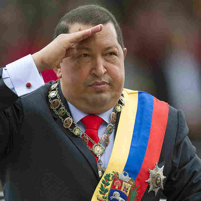 Hugo Chavez, shown here in February 2012, was the president of Venezuela for over a decade. His career is the subject of a new book by Rory Carrolll.