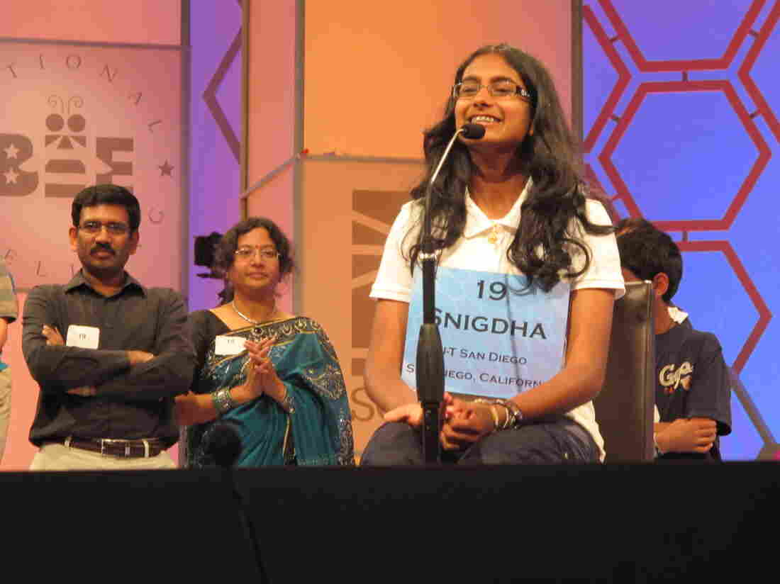 Winning the National Spelling Bee, like Snigdha Nandipati, 14, of San Diego, did in 2012, will get harder.