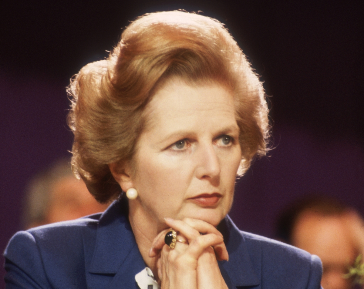 Book News: Margaret Thatcher Authorized A Posthumous ...