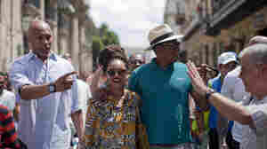 Treasury: Jay-Z And Beyonce Traveled To Cuba On U.S.-Approved Trip