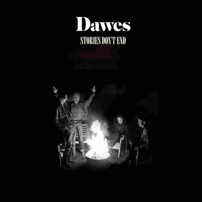 Dawes' new album is Stories Don't End.