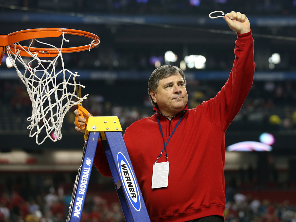 Louisville Cardinals' athletic director Tom Jurich is often cited as the reason the school has become a national athletic powerhouse.