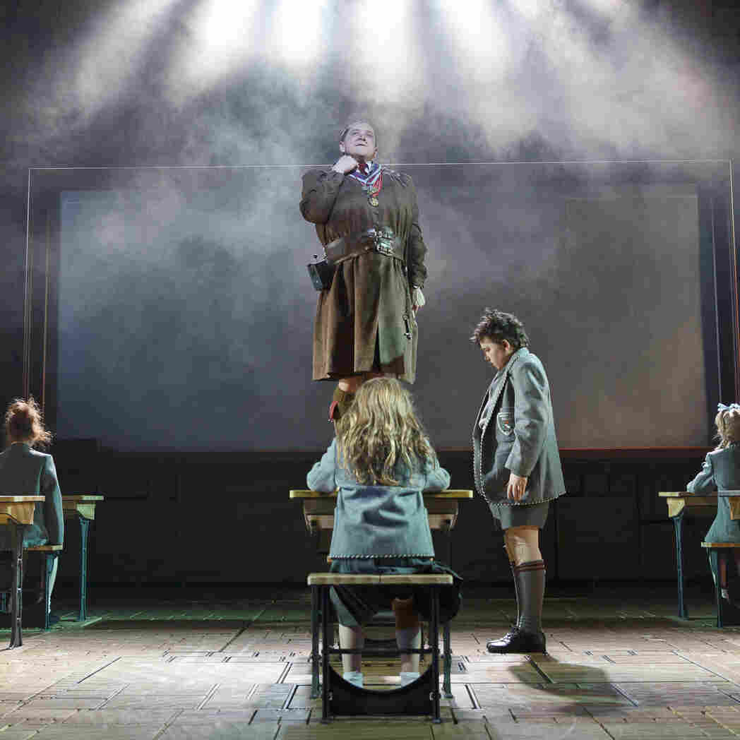 'Matilda' Brings Beloved Book To Broadway