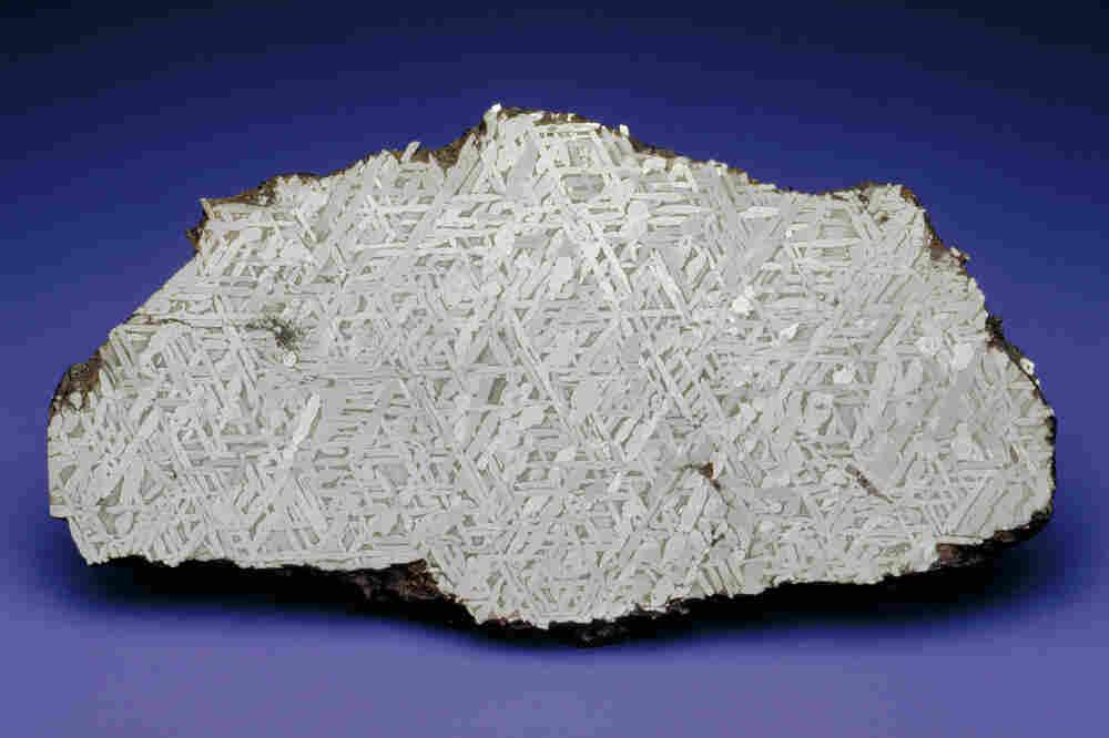 Origin Of Mercury Meteorite Still Puzzles Scientists Npr