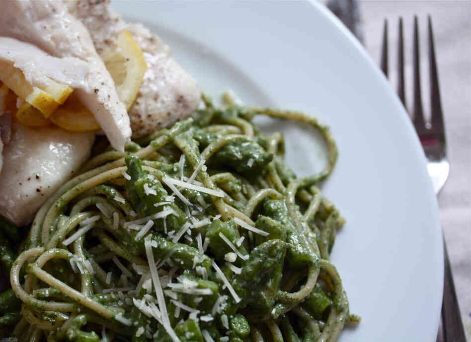 Recipe: Nettle Pesto