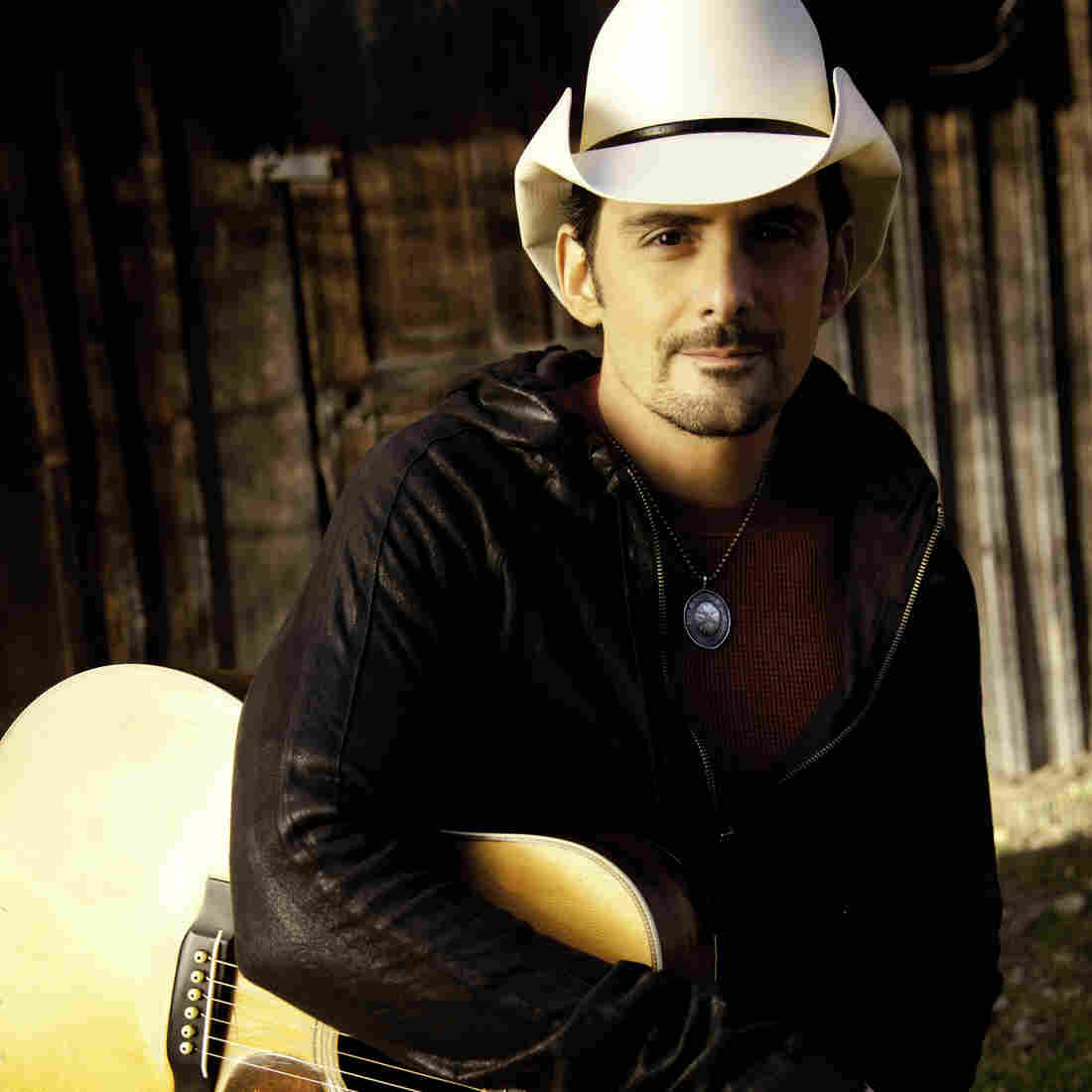 Brad Paisley Ventures Out Of Country's 'Wheelhouse'