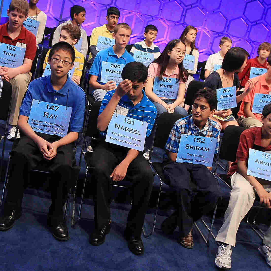 Thank G-O-O-D-N-E-S-S: The National Spelling Bee Adds Meaning