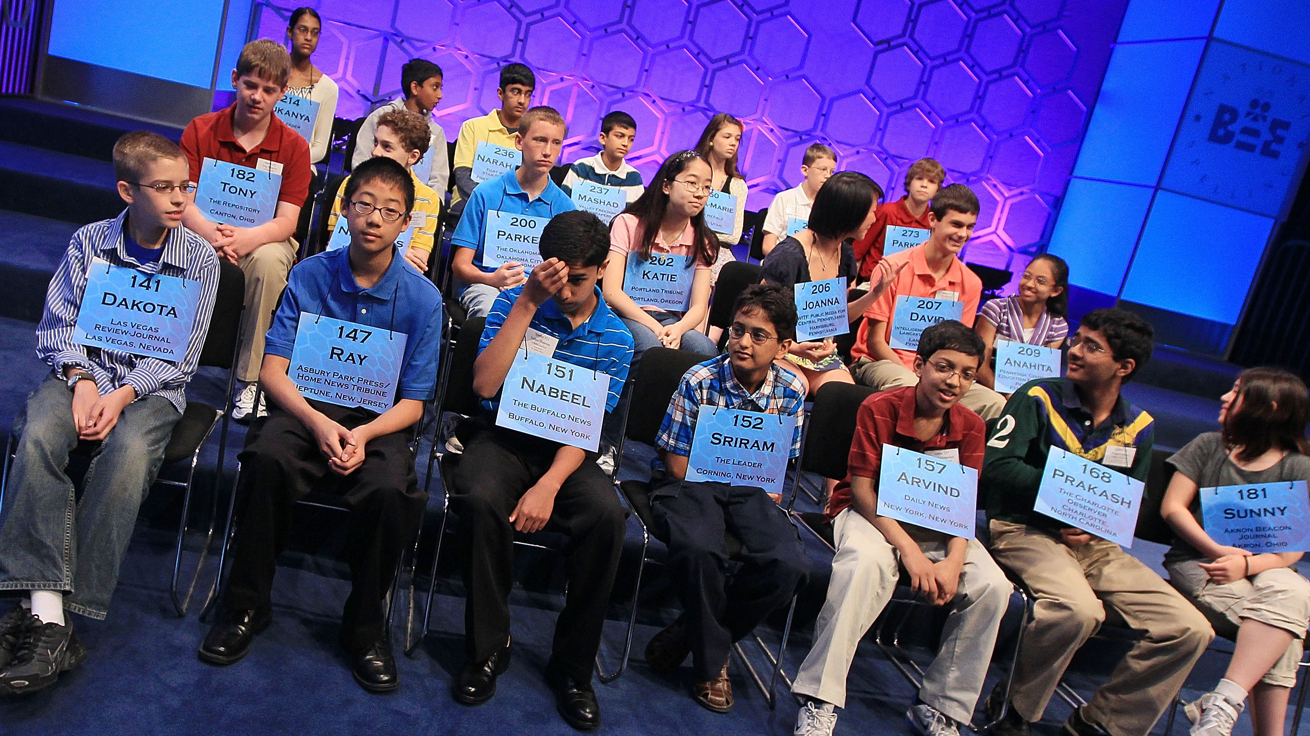 Thank G-O-O-D-N-E-S-S: The National Spelling Bee Adds Meaning | NCPR