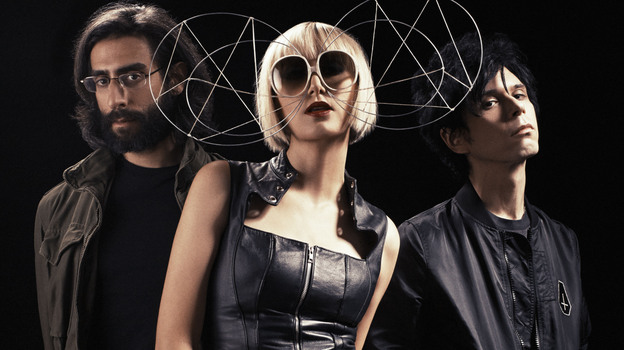Yeah Yeah Yeahs' new album is titled Mosquito. (Courtesy of the artist)