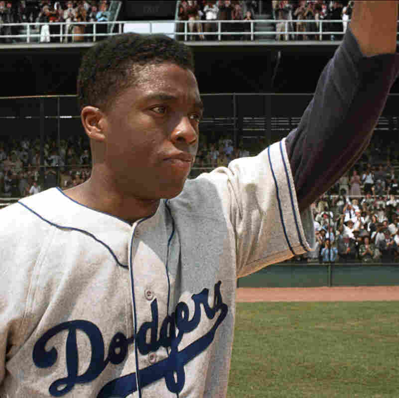 Earnest '42' Buffs Up A Golden Baseball Moment