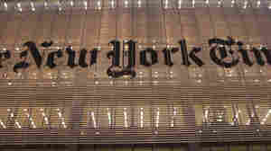 Book News: New Editor Named At 'New York Times Book Review'