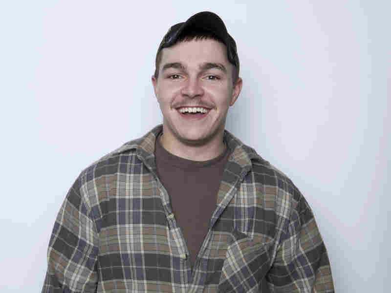 This Jan. 2, 2013, photo shows Shain Gandee, from MTV's Buckwild, in New York. Gandee was found dead April 1. MTV said Wednesday it won't air the second season of the show.