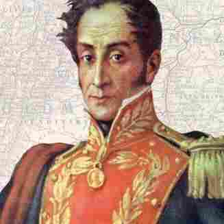 Enshrined And Oft-Invoked, Simon Bolivar Lives On
