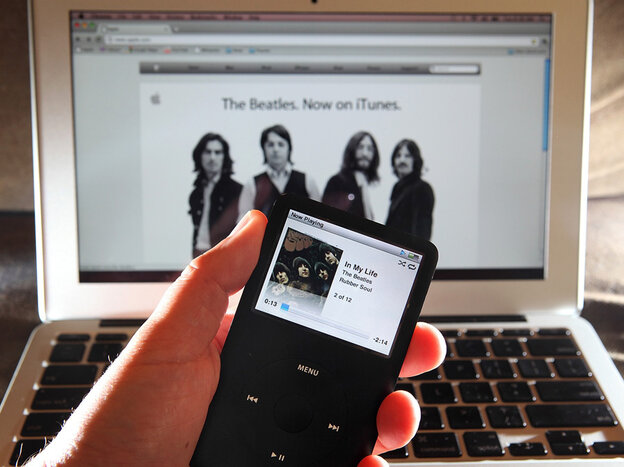A company called ReDigi wants to help you sell digital music you no longer want.