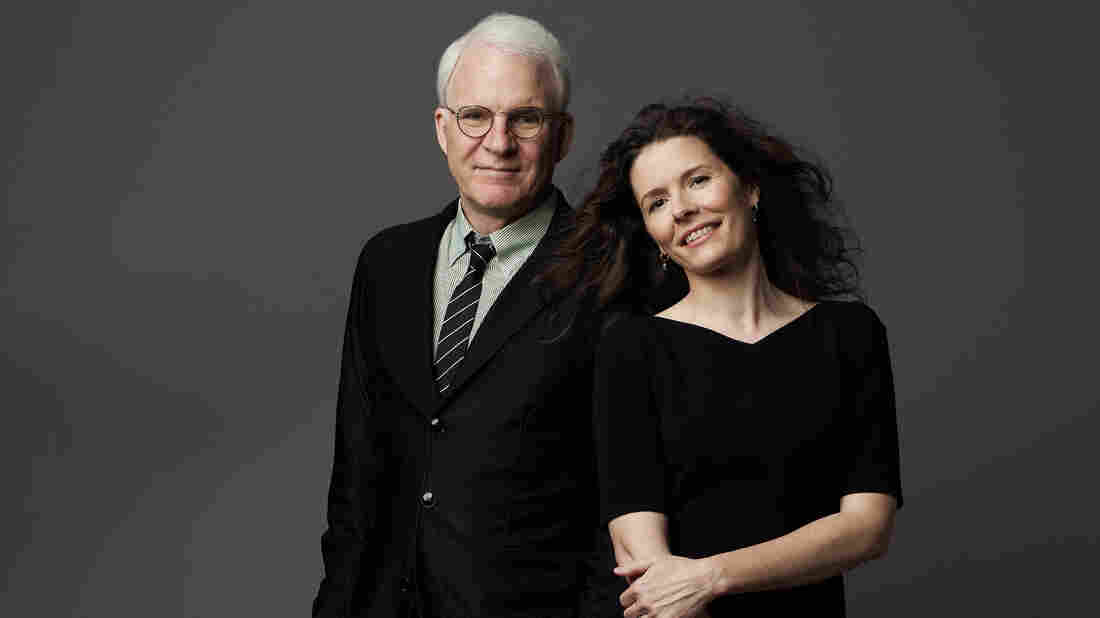 Steve Martin and Edie Brickell's first album together, Love Has Come for You, comes out April 23.