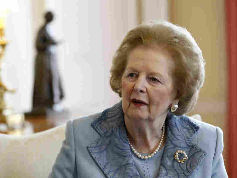 Margaret Thatcher, shown here in 2010, cared little what others thought of her, according to a biographer.
