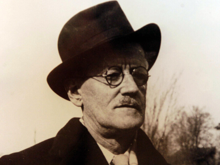 James Joyce author