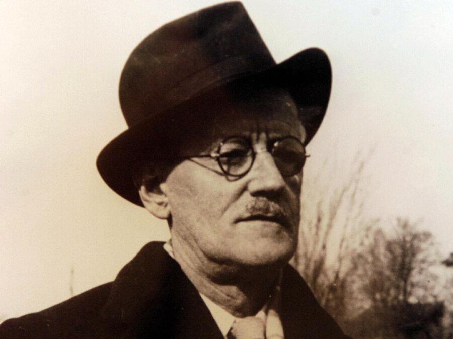 James Joyce author