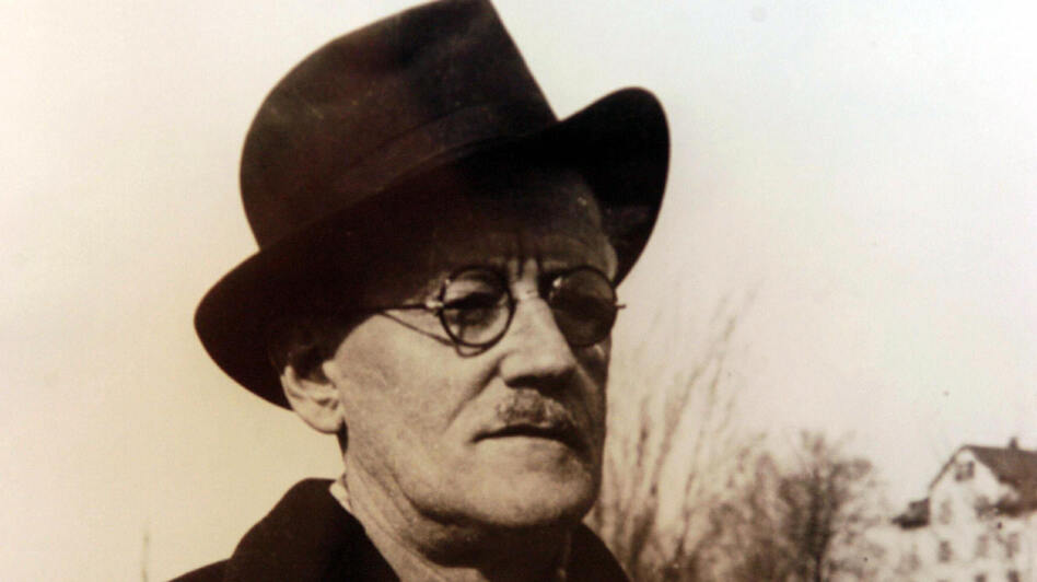 James Joyce (AFP/Getty Images)