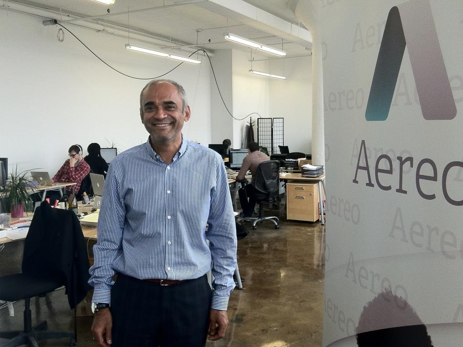 Aereo CEO Chet Kanojia