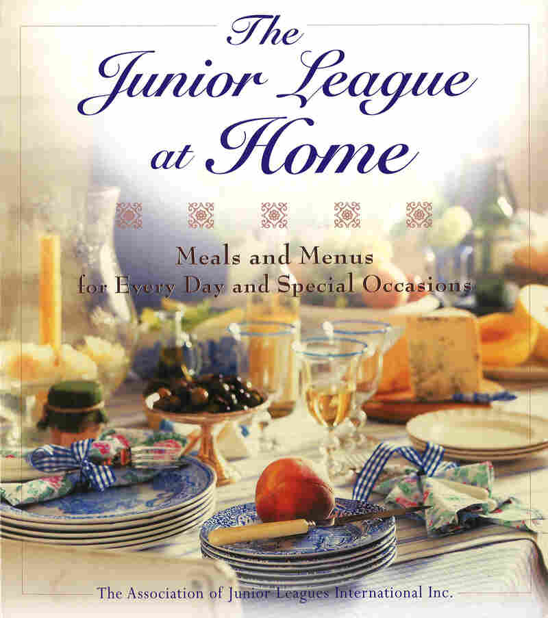 The Junior League at Home includes not only hundreds of recipes, but also 48 menus, entertaining tips and table decorations.