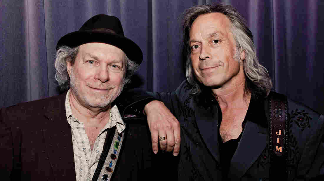 Buddy Miller and Jim Lauderdale.