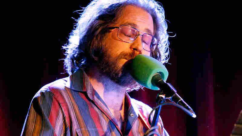 House musician Jonathan Coulton.