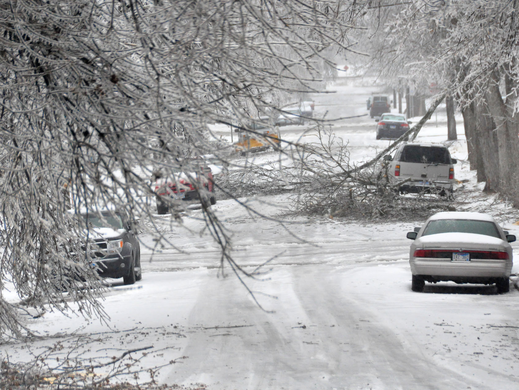 Wild Weather Warning: Tornadoes, Heavy Snows, High Winds