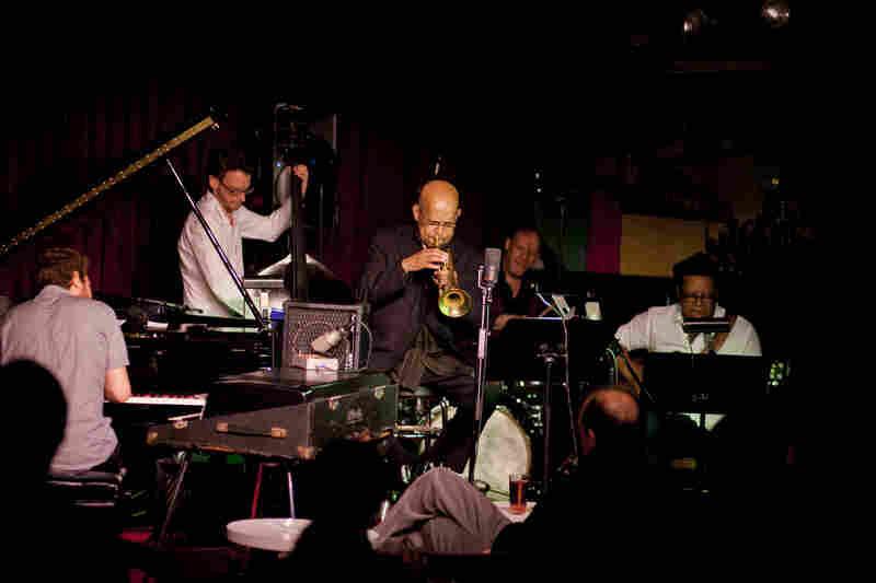 Jeff Ballard Fairgrounds: Live At The Village Vanguard : NPR