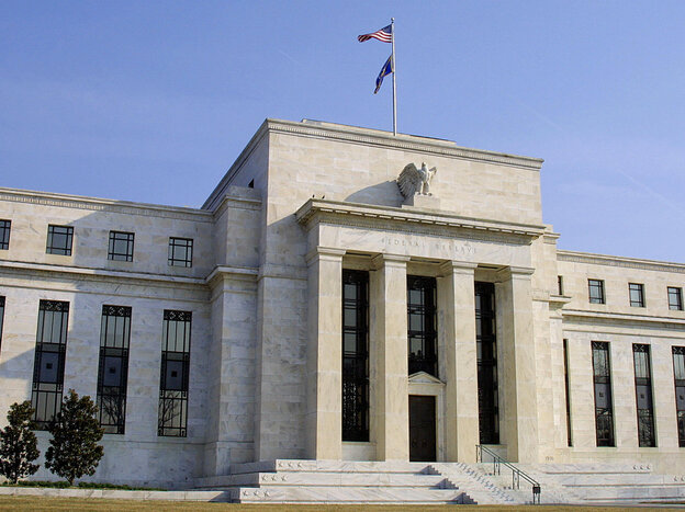 The Federal Reserve's headquarters in Washington, D.C. What goes on inside ther